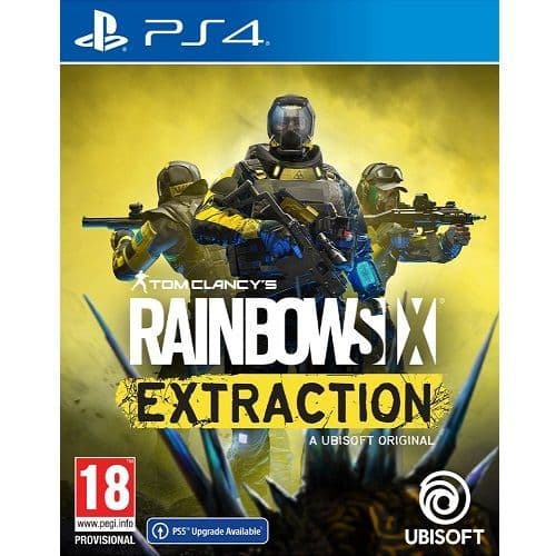 Tom Clancys Rainbow Six Extraction PS4 Game